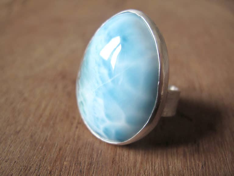 Larimar Stone Meaning and Uses