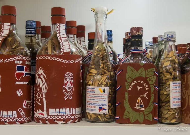 Mamajuana, The Traditional Drink Of The Dominican Republic