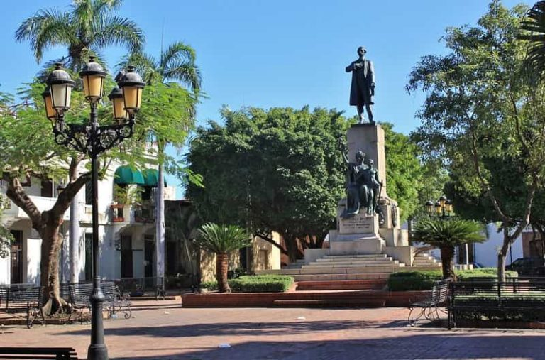 Historic Places in the Colonial Zone of Santo Domingo- Part I