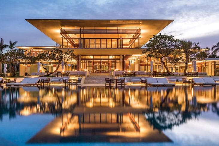 Amanera Resort illustrated Architectural Guide