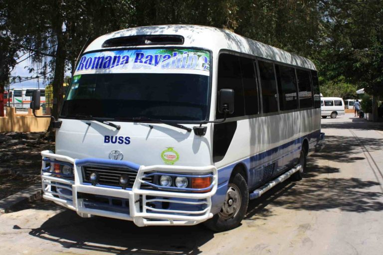 How To Get Around By Bus In Punta Cana