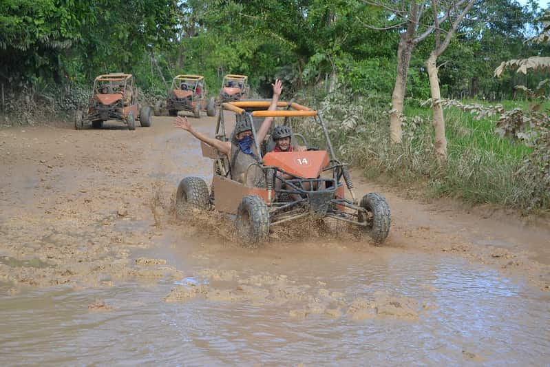 Punta Cana buggy excursion